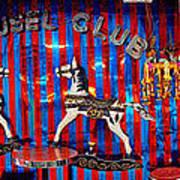 Carousel Club Poster