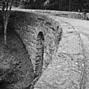 Carriage Path Bridge Poster