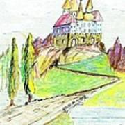 Castile Castle Poster