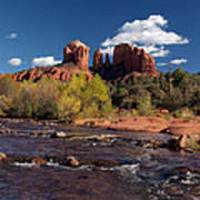 Cathedral Rock Sedona Poster by Joshua House