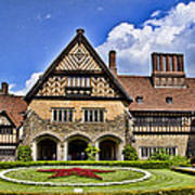 Cecilienhof Palace Berlin Germany Poster
