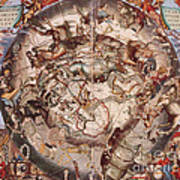 Cellariuss Constellations, 1660 Poster by Science Source