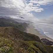 Central Oregon Coast Vista Poster