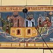 Ceramic Sundial Poster