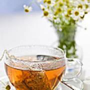 Chamomile Tea Poster