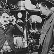 Chaplin: The Pawnshop Poster