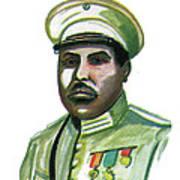Charles Atangana Poster