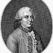 Charles De Vergennes Poster