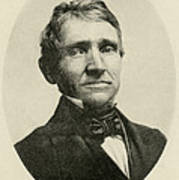 Charles Goodyear, American Inventor Poster
