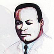 Charles Richard Drew Poster