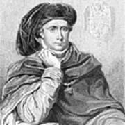 Charles Vi (1368-1422) Poster