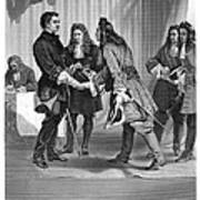 Charles Xii And Stanislas I Poster