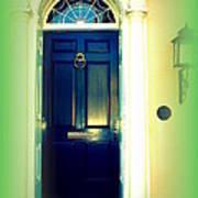 Charleston Door 5 Poster