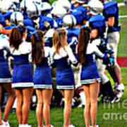 Cheerleaders Poster