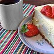 Cheesecake Poster