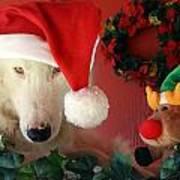 Chenoa's Santa's Helper Poster