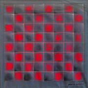Chessboard 1982 Poster by Glenn Bautista