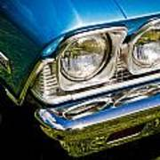 Chevelle Lights Poster by Phil 'motography' Clark