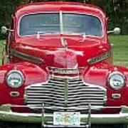 Chevrolet 1941 Poster