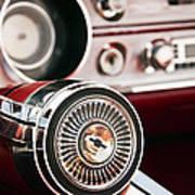 Chevy 327 Malibu Ss Poster