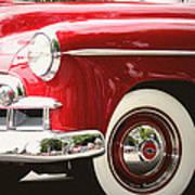 Chevy De Luxe Poster