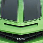 Chevy Ss Emblem Poster