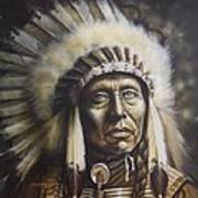 Chief Poster by Timothy Scoggins
