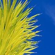 Chihuly Glass Tree Poster