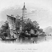 China: Golden Island, 1843 Poster