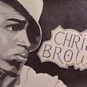 Chris Brown Poster