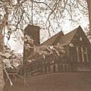 Christ Church Leeds Poster