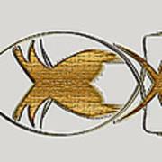 Christian Fish Poster