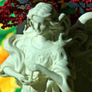Christmas Angel Poster
