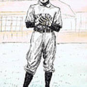 Christy Mathewson Poster