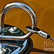 Chrome Lock Poster