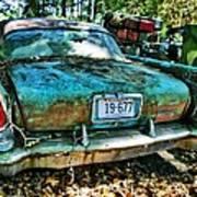 Chrysler Saratoga Poster