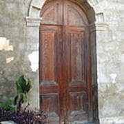 Church Door Poster
