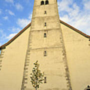 Church Maria Heimsuchung Meersburg Germany Poster