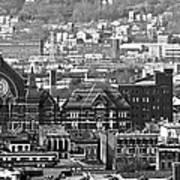 Cincinnati Music Hall Cincinnati Museum Poster