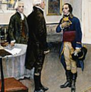 Citizen Gen�t, 1793 Poster