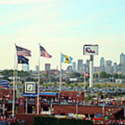 Citizens Bank Park 3 Poster by See Me Beautiful Photography