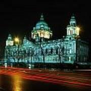 City Hall, Belfast, Ireland Poster