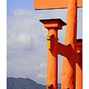 Citymarks Miyajima Poster by Roberto Alamino