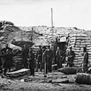 Civil War: Headquarters Poster