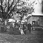 Civil War: Nurses & Officers Poster