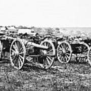 Civil War: Parrott Guns Poster