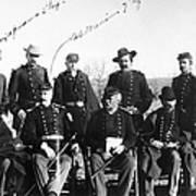 Civil War: Veterans Poster