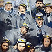 Civil War: Volunteers, 1861 Poster