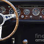 Classic Sunbeam Tiger Mk 1a - 1965  Poster