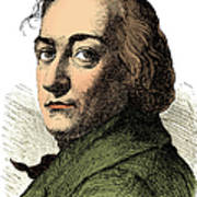 Claude-louis Berthollet, French Chemist Poster